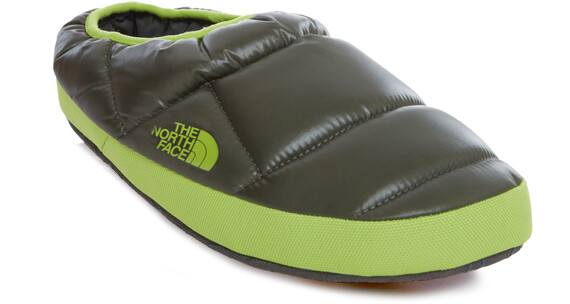 The North Face M's NSE Tent Mule III Shoes Shiny Climbing Ivy Green/Lime Green